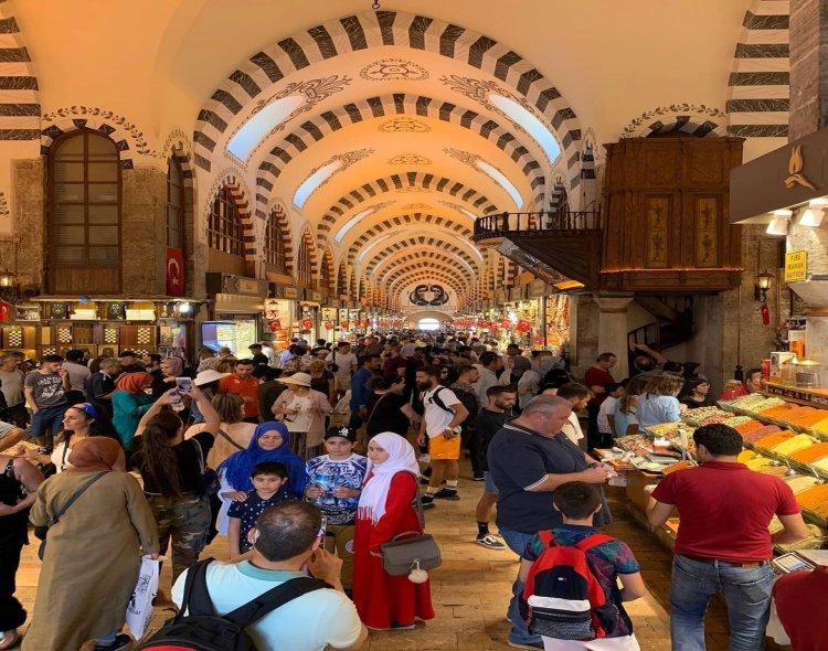 экскурсия в стамбул - египетский базар
