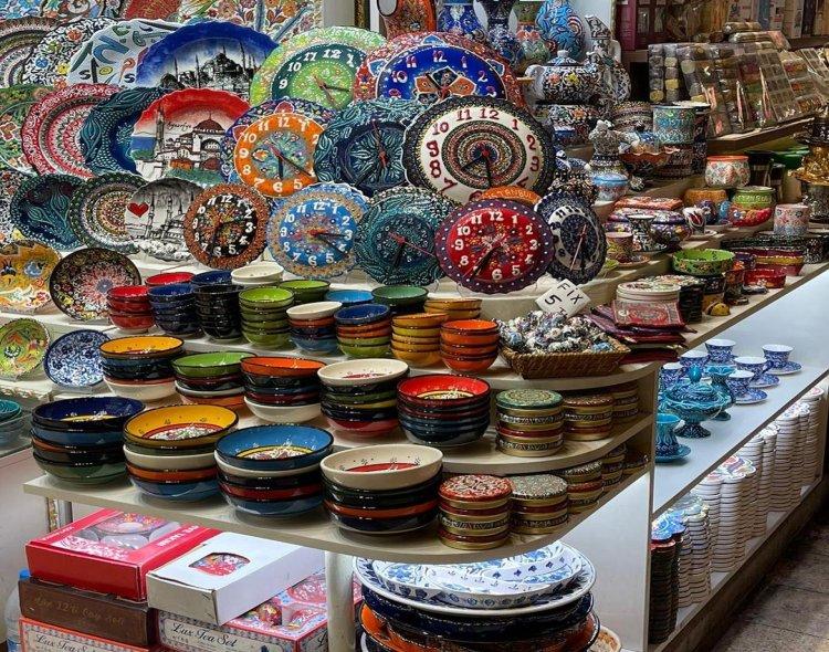 египетский базар-сувениры