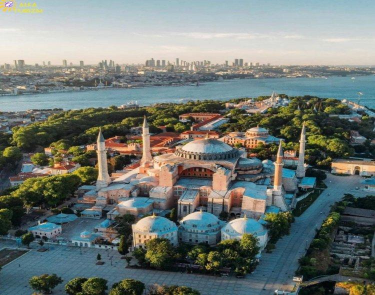 Экскурсии в Стамбул из Анталии