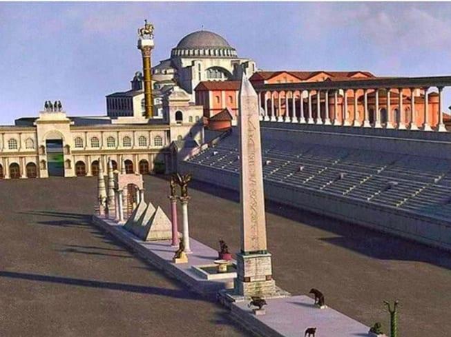 Гипедром в Стамбуле