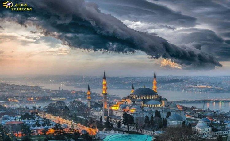 Экскурсия в Стамбул из Анталии