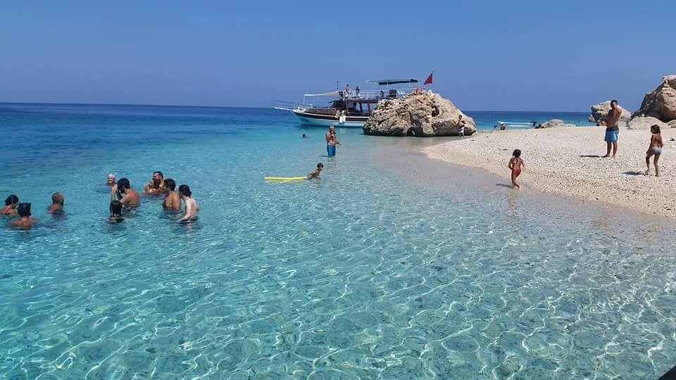остров сулуада из Кемера