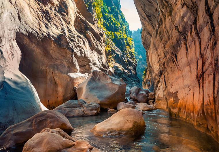 каньон гейнюк экскурсия