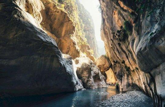 каньон гейнюк в кемере