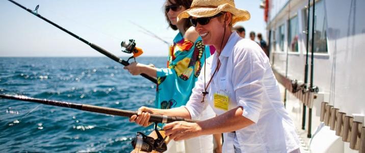 экскурсия рыбалка в кемере